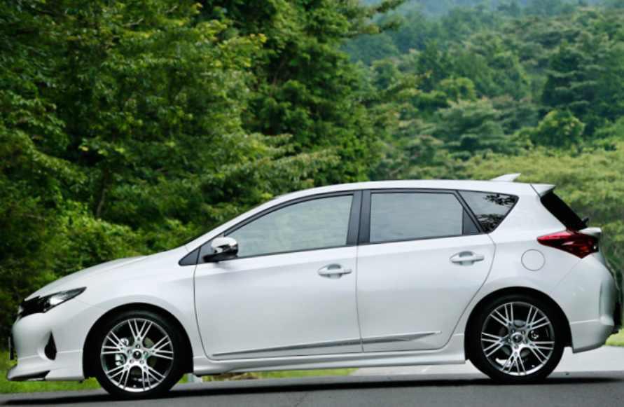 Обвес Toyota Auris 2013