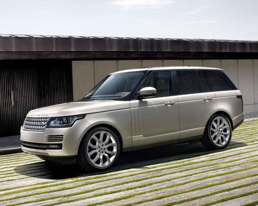 Range Rover 2013 фото
