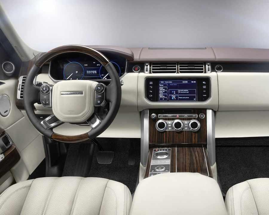 Салон Land Rover Range Rover 2013
