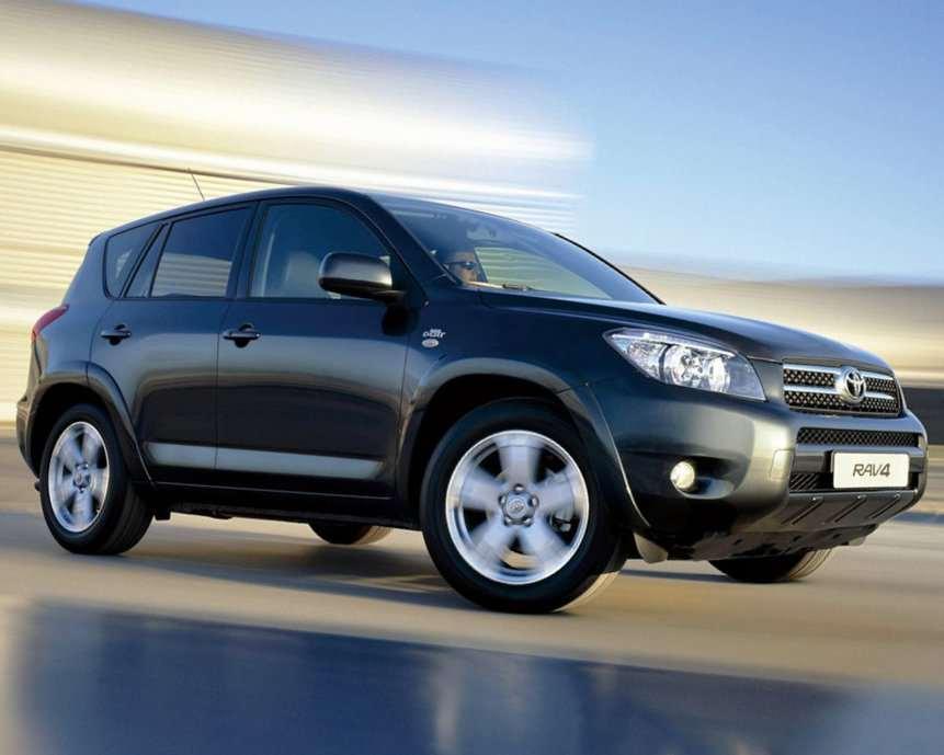 Toyota RAV4 отзывают в России