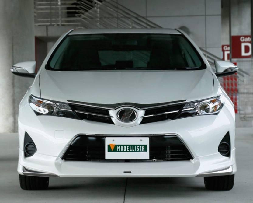 Тюнинг Toyota Auris 2013