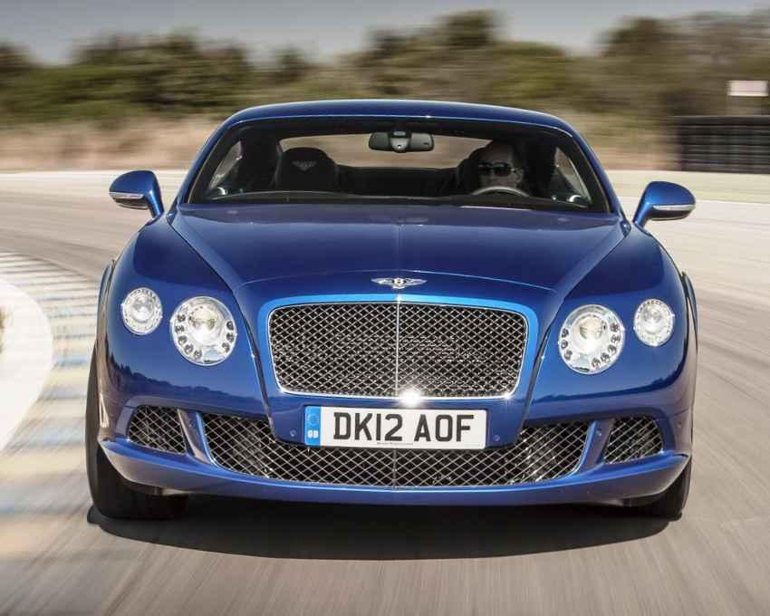 фото Bentley Continental GT Speed