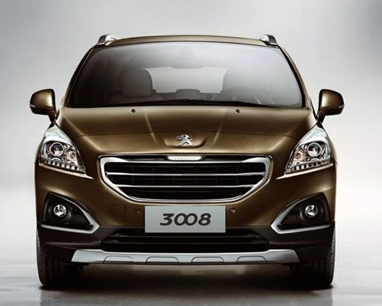 фото Peugeot 3008 2013