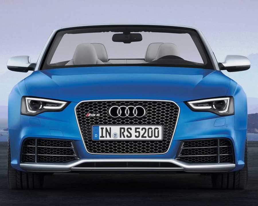 Audi RS5 Кабриолет 2014