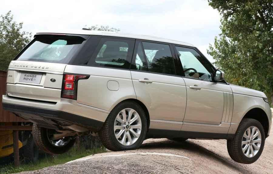 Фото Range Rover 2013 сбоку