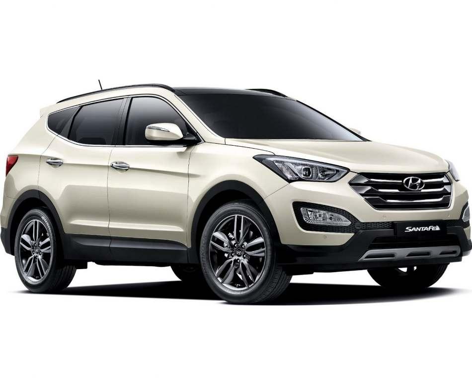 Hyundai Santa Fe 2013 в России