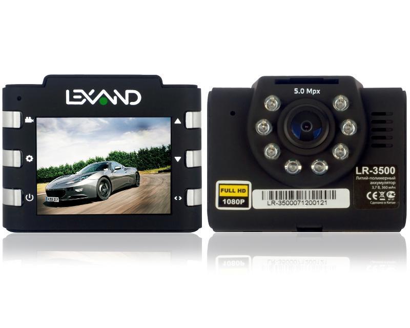 Видеорегистратор Lexand LR-3500