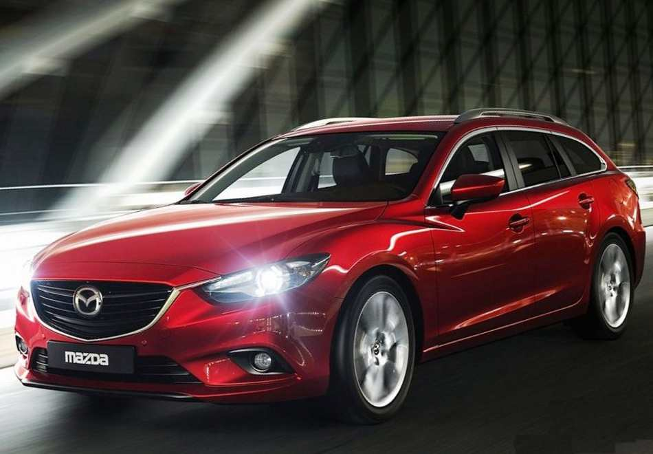Mazda 6 универсал 2013