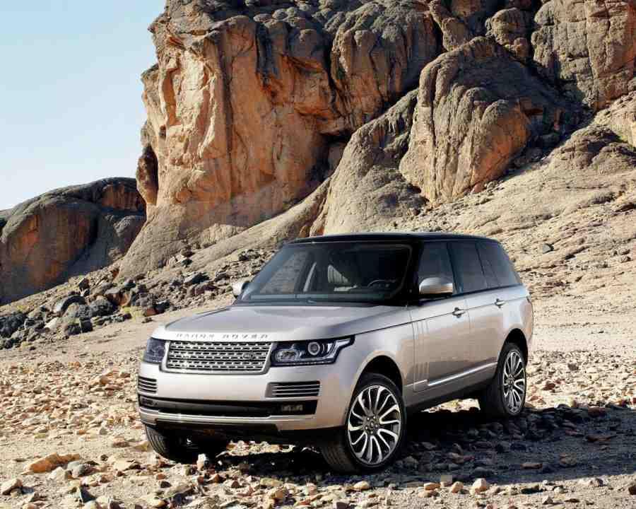 Range Rover 2013 в России