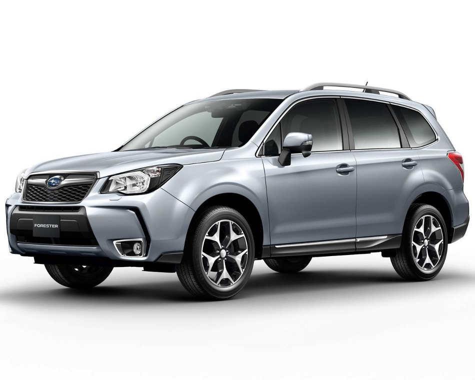 Subaru Forester 2013 2.0 XT EyeSight
