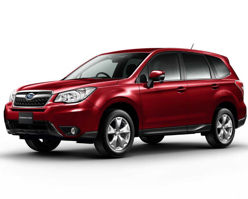 Subaru Forester 2013 2.0 i-L EyeSight