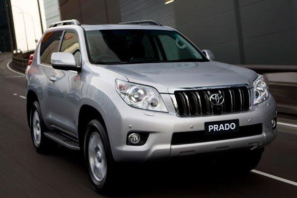 Toyota Land Cruiser Prado 2012 российской сборки
