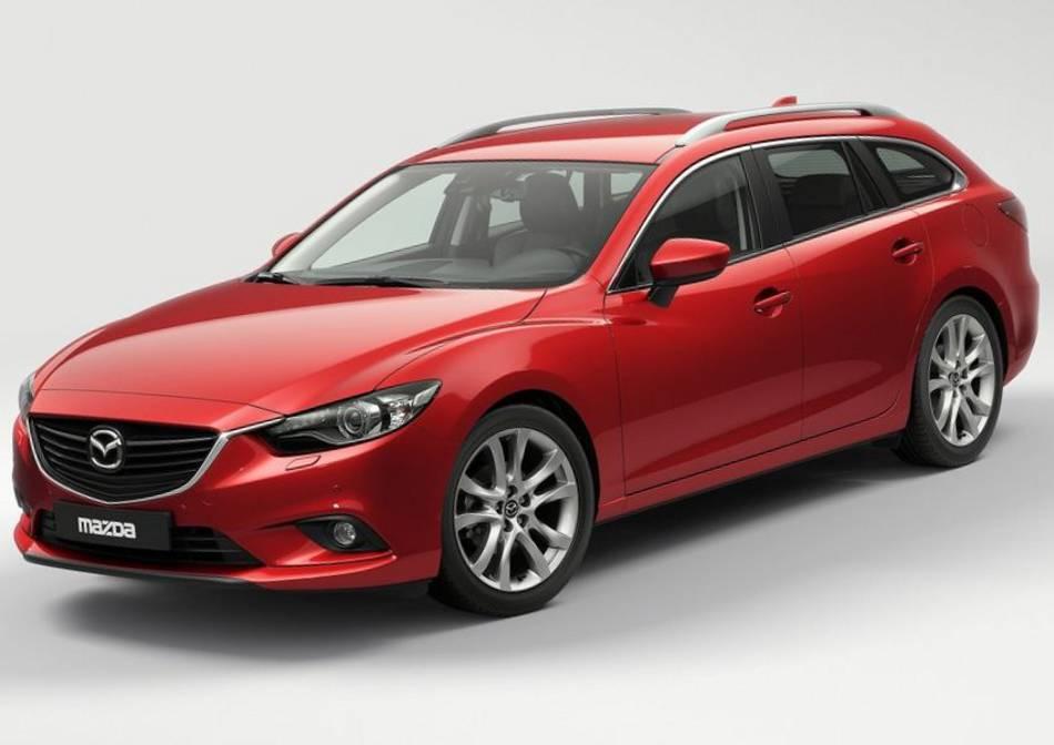фото Mazda 6 универсал 2013