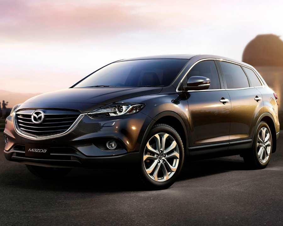 фото Mazda CX-9 2013 года