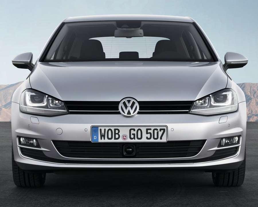новый Volkswagen Golf 7