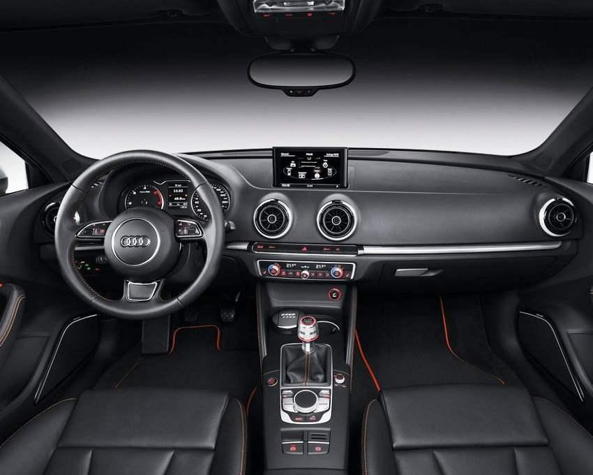 салон Audi A3 Sportback 2013 года