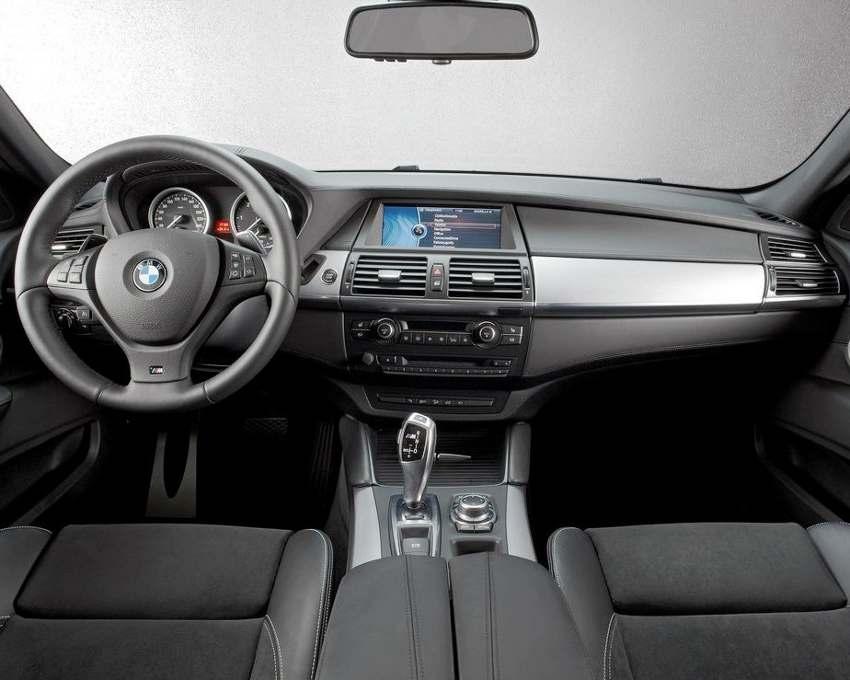 салон BMW X6 M50d 2013 года