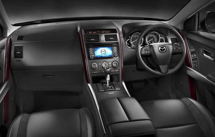 салон Mazda CX-9 2013