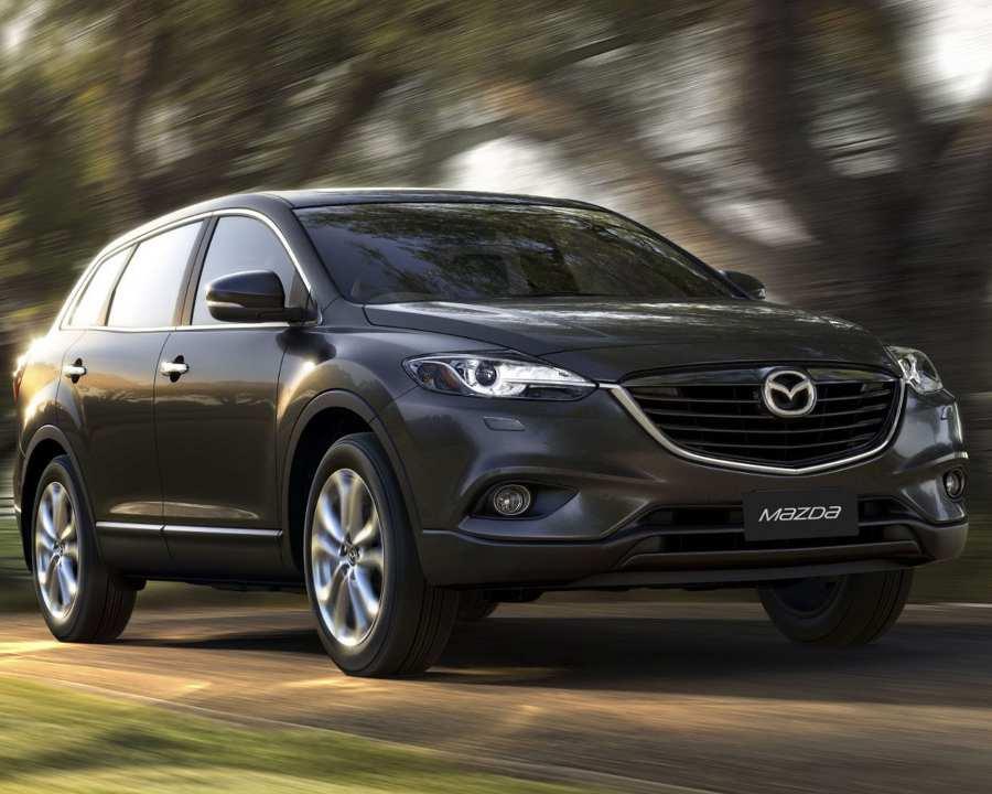 цена Mazda CX-9 2013