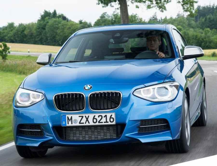 BMW M135i xDrive 2013