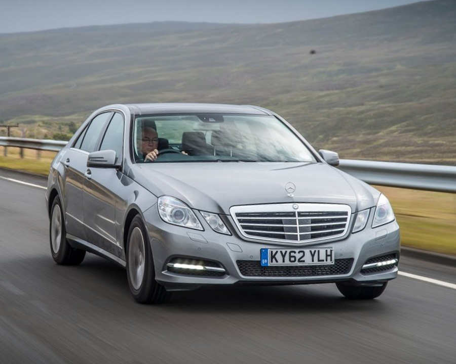 Mercedes E300 BlueTEC Hybrid 2013