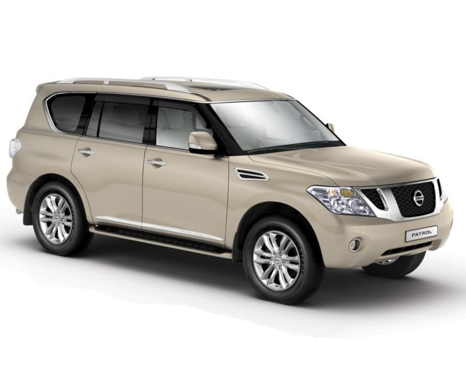 Nissan Patrol Titanium 2013