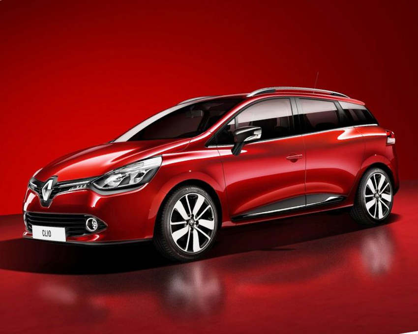 Renault Clio 4 Estate 2013