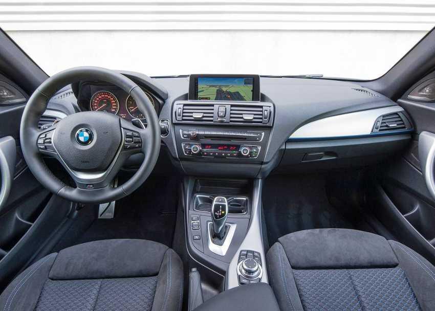 Салон BMW M135i xDrive 2013