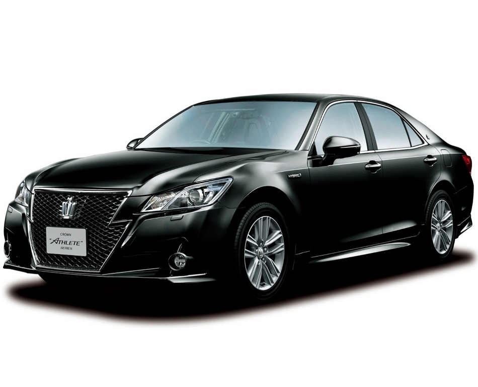 Toyota Crown Athlete 2013