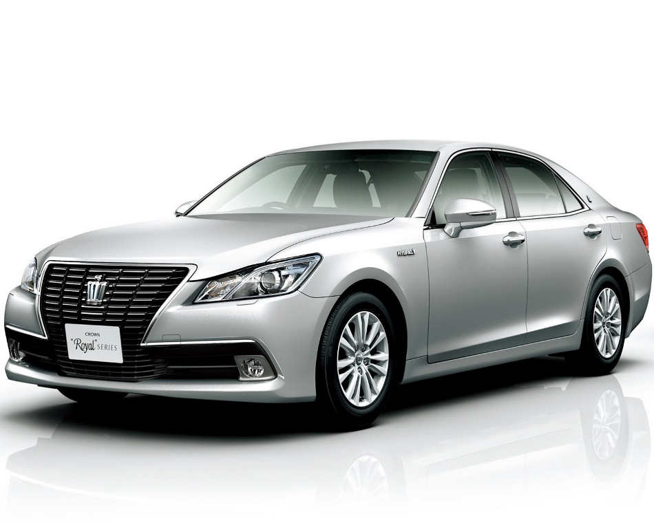 Toyota Crown Royal 2013