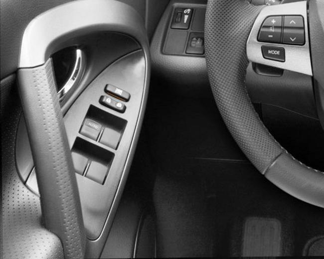 Toyota RAV4 2006 стеклоподъемник