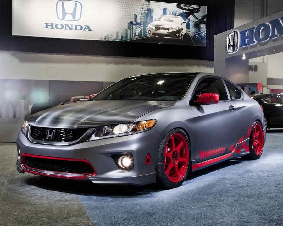 Тюнинг купе Honda Accord 2013 от Bisimoto Engineering