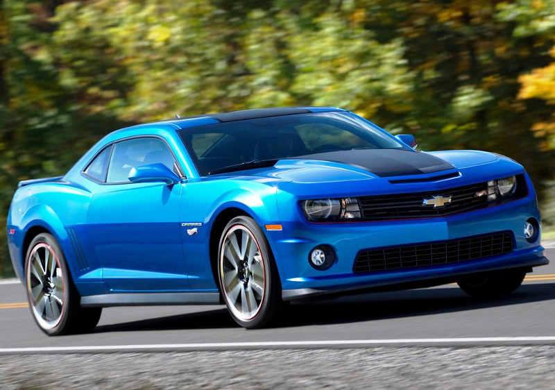 ещё фото Chevrolet Camaro Hot Wheels Edition 2013 года