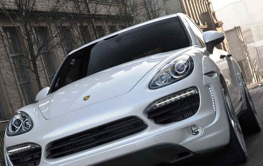 тюнинг Porsche Cayenne Diesel 2013