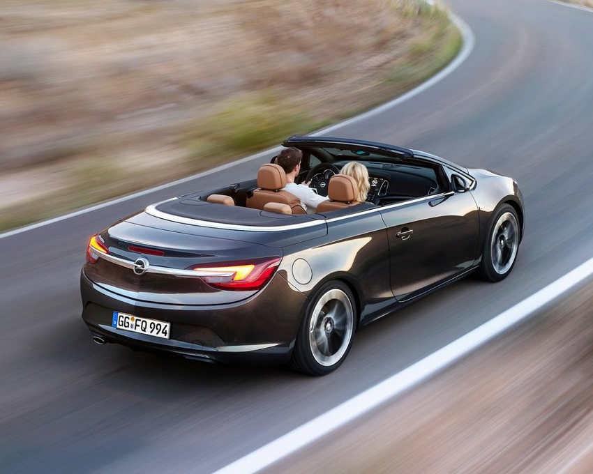 задние фары Opel Cascada 2013