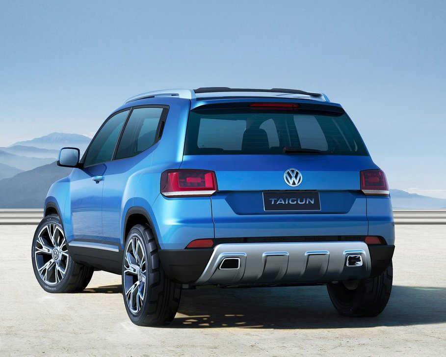 задние фары Volkswagen Taigun