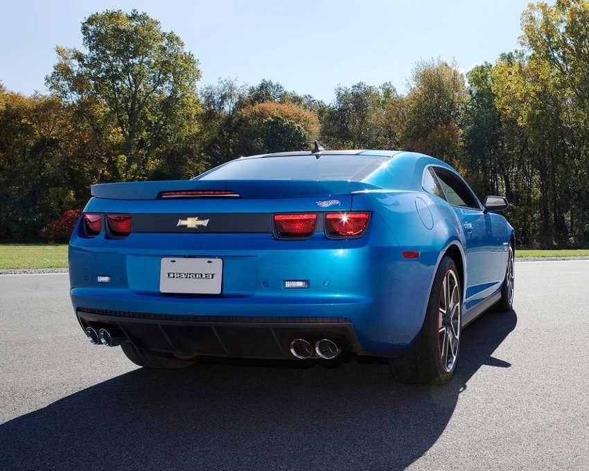 задние фонари Chevrolet Camaro Hot Wheels Edition 2013