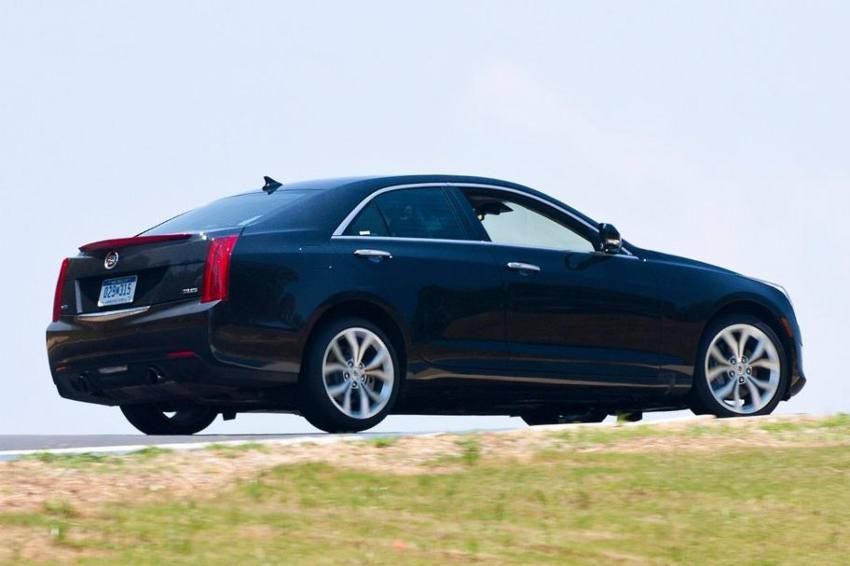 Cadillac ATS 2013 цена