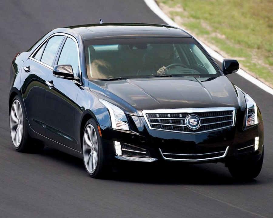 Cadillac ATS 2013 в России