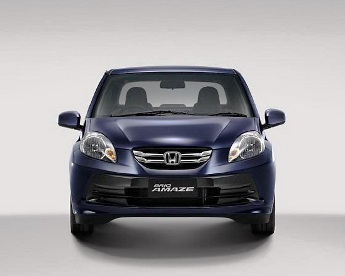 Honda Brio Amaze 2013