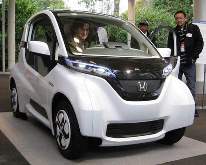Honda Micro Commute