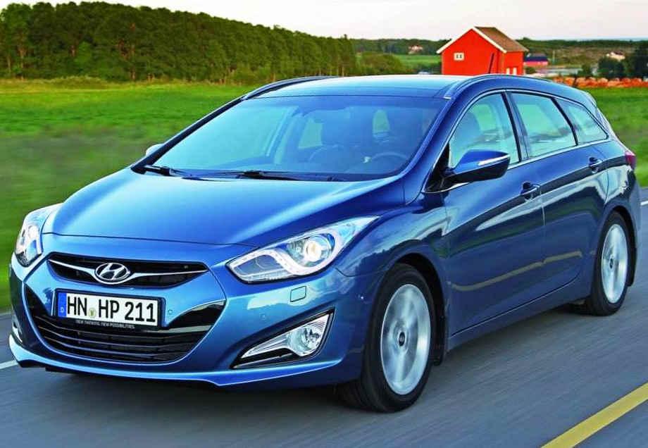 Hyundai i40 Универсал 2012
