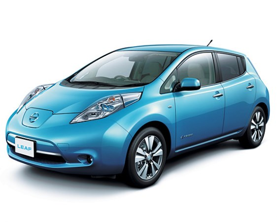 Nissan Leaf G 2013