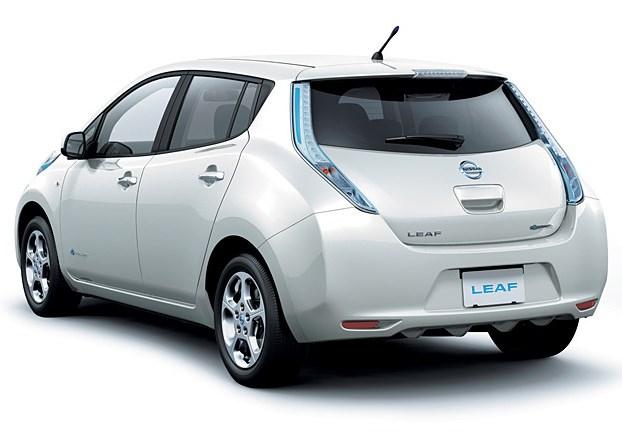 Nissan Leaf X 2013