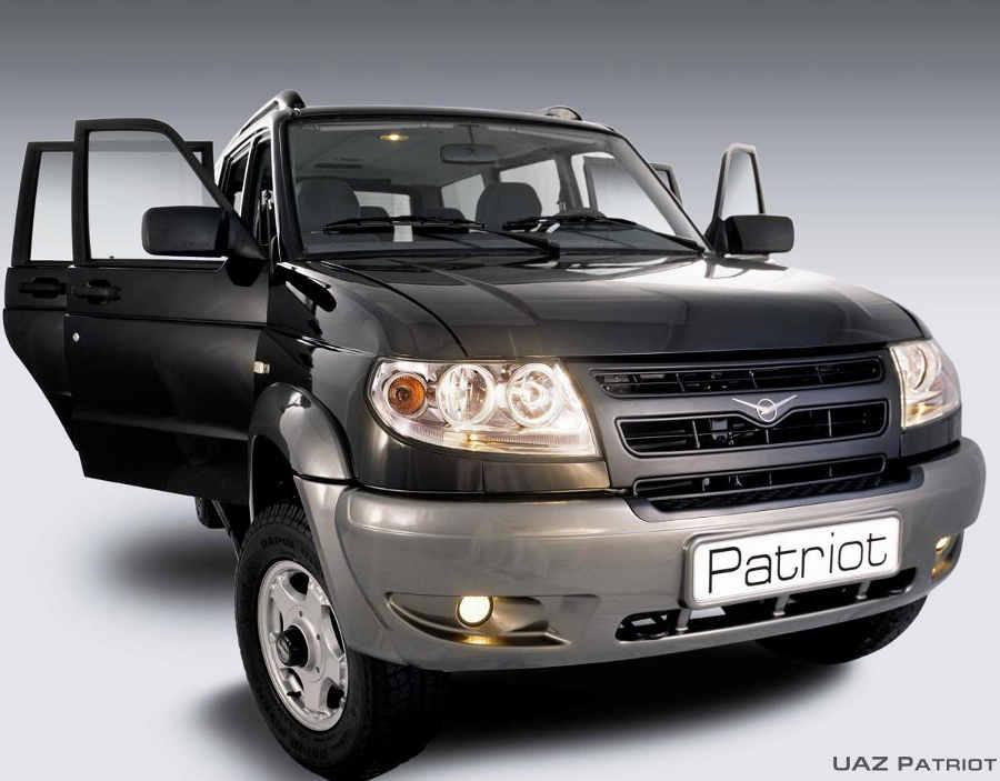 Новые цены на УАЗ Patriot 2013