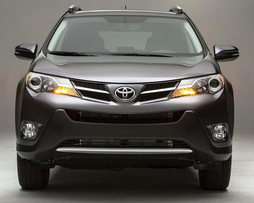 фото Toyota RAV4 2013 модельного года