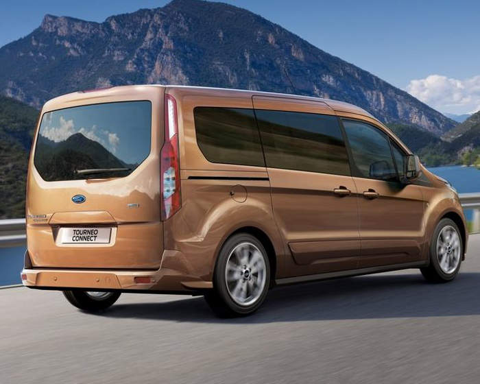 ещё фото Ford Transit Connect Wagon 2014