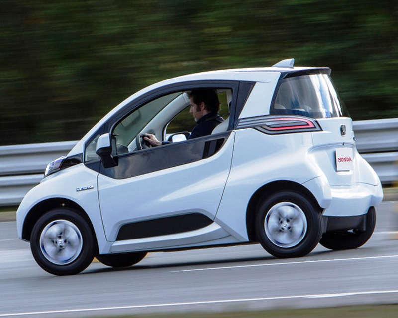ещё фото Honda Micro Commute