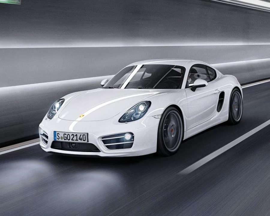 ещё фото Porsche Cayman 2013