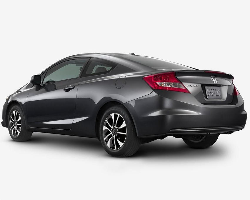 фото Honda Civic Купе 2013